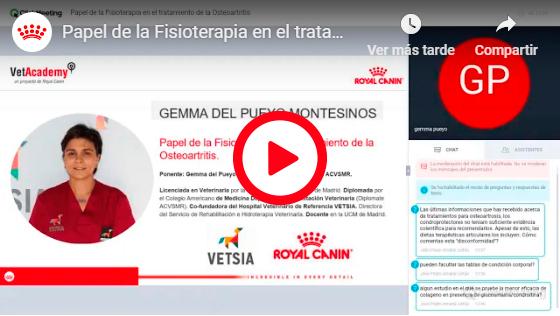 PAPEL DE LA FISIOTERAPIA EN EL TRATAMIENTO DE LA OSTEOARTRITIS